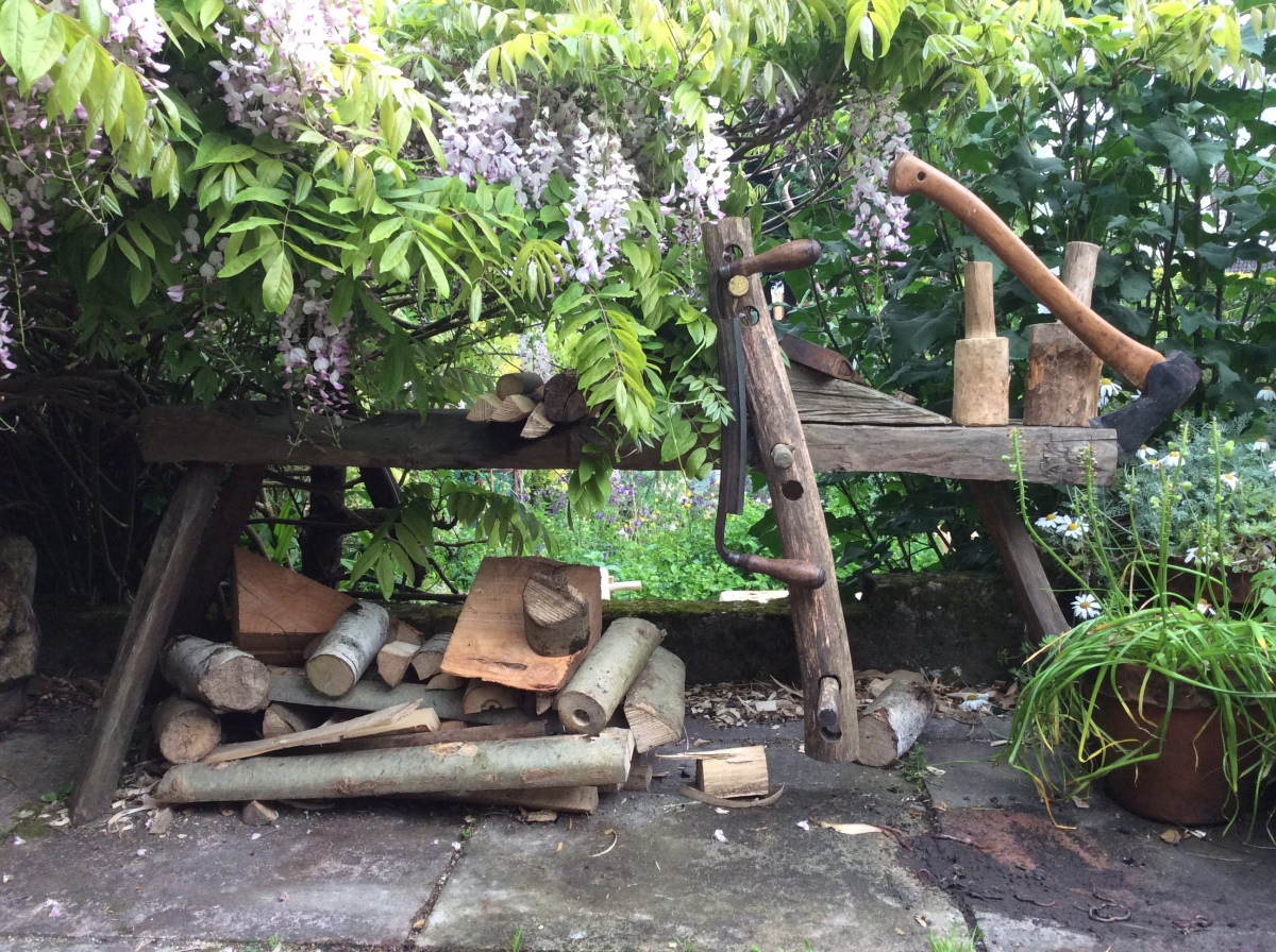 Green woodwork course